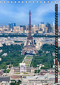 PARIS Stadtspaziergang (Tischkalender 2019 DIN A5 hoch) - Produktdetailbild 3