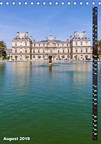 PARIS Stadtspaziergang (Tischkalender 2019 DIN A5 hoch) - Produktdetailbild 8