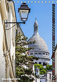PARIS Stadtspaziergang (Tischkalender 2019 DIN A5 hoch) - Produktdetailbild 12