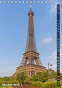 PARIS Stadtspaziergang (Tischkalender 2019 DIN A5 hoch) - Produktdetailbild 10