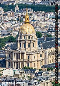 PARIS Stadtspaziergang (Wandkalender 2019 DIN A2 hoch) - Produktdetailbild 11