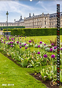 PARIS Stadtspaziergang (Wandkalender 2019 DIN A2 hoch) - Produktdetailbild 5