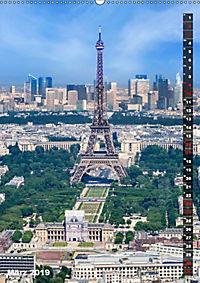 PARIS Stadtspaziergang (Wandkalender 2019 DIN A2 hoch) - Produktdetailbild 3