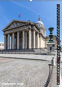 PARIS Stadtspaziergang (Wandkalender 2019 DIN A2 hoch) - Produktdetailbild 9