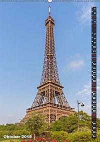 PARIS Stadtspaziergang (Wandkalender 2019 DIN A2 hoch) - Produktdetailbild 10