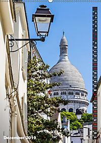 PARIS Stadtspaziergang (Wandkalender 2019 DIN A2 hoch) - Produktdetailbild 12