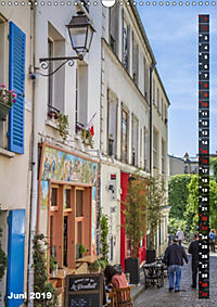 PARIS Stadtspaziergang (Wandkalender 2019 DIN A3 hoch) - Produktdetailbild 6