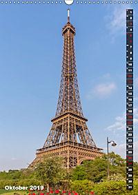 PARIS Stadtspaziergang (Wandkalender 2019 DIN A3 hoch) - Produktdetailbild 10