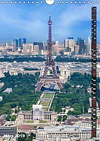 PARIS Stadtspaziergang (Wandkalender 2019 DIN A4 hoch) - Produktdetailbild 3