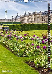 PARIS Stadtspaziergang (Wandkalender 2019 DIN A4 hoch) - Produktdetailbild 5