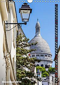 PARIS Stadtspaziergang (Wandkalender 2019 DIN A4 hoch) - Produktdetailbild 12