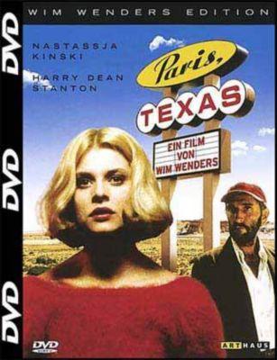 Paris, Texas, DVD, L. M. Kit Carson