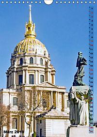 Paris Traummetropole mit Charme (Wandkalender 2019 DIN A4 hoch) - Produktdetailbild 3