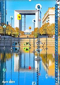 Paris Traummetropole mit Charme (Wandkalender 2019 DIN A2 hoch) - Produktdetailbild 4