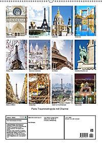 Paris Traummetropole mit Charme (Wandkalender 2019 DIN A2 hoch) - Produktdetailbild 13
