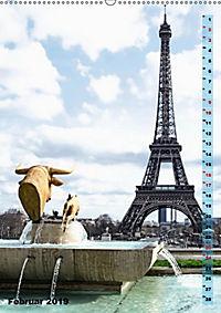 Paris Traummetropole mit Charme (Wandkalender 2019 DIN A2 hoch) - Produktdetailbild 2