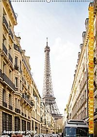 Paris Traummetropole mit Charme (Wandkalender 2019 DIN A2 hoch) - Produktdetailbild 9