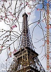 Paris Traummetropole mit Charme (Wandkalender 2019 DIN A2 hoch) - Produktdetailbild 5