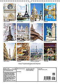 Paris Traummetropole mit Charme (Wandkalender 2019 DIN A3 hoch) - Produktdetailbild 13