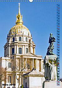 Paris Traummetropole mit Charme (Wandkalender 2019 DIN A3 hoch) - Produktdetailbild 3