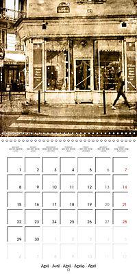 Paris with love (Wall Calendar 2019 300 × 300 mm Square) - Produktdetailbild 4