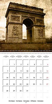 Paris with love (Wall Calendar 2019 300 × 300 mm Square) - Produktdetailbild 10