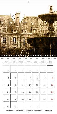Paris with love (Wall Calendar 2019 300 × 300 mm Square) - Produktdetailbild 12