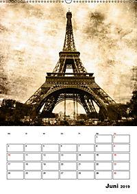 Paris with Love (Wandkalender 2019 DIN A2 hoch) - Produktdetailbild 6