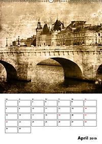 Paris with Love (Wandkalender 2019 DIN A2 hoch) - Produktdetailbild 4