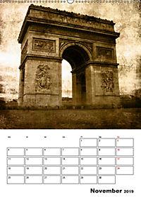 Paris with Love (Wandkalender 2019 DIN A2 hoch) - Produktdetailbild 11