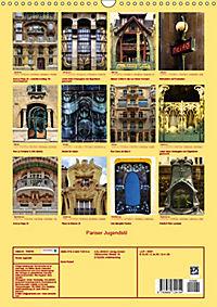 Pariser Jugendstil (Wandkalender 2019 DIN A3 hoch) - Produktdetailbild 13