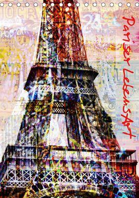 Pariser LebensArt (Tischkalender 2019 DIN A5 hoch), N N