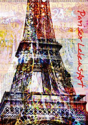 Pariser LebensArt (Wandkalender 2019 DIN A2 hoch), N N