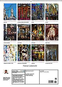 Pariser LebensArt (Wandkalender 2019 DIN A2 hoch) - Produktdetailbild 13