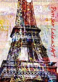 Pariser LebensArt (Wandkalender 2019 DIN A4 hoch), N N