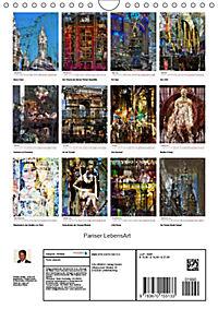 Pariser LebensArt (Wandkalender 2019 DIN A4 hoch) - Produktdetailbild 13