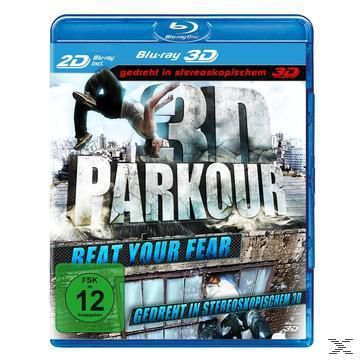 Parkour - Beat your Fear, Prince Yui, Ling Ma, Liu Hui