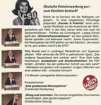 Parolen & Polemik, DVD - Produktdetailbild 1