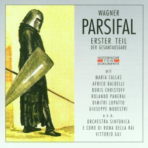 Parsifal (Erster Teil), Orch.Sinf.E Coro Della RAI Di