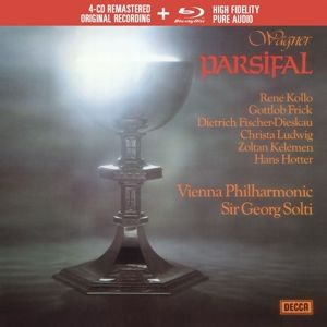 Parsifal (Limited Edition), Solti, Wp, Ludwig, Kollo