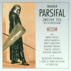 Parsifal (Zweiter Teil), Orch.Sinf.E Coro Della RAI Di