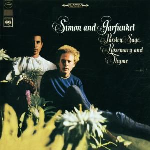 Parsley,Sage,Rosemary And Thyme, Simon & Garfunkel