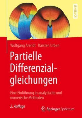 Partielle Differenzialgleichungen -  pdf epub