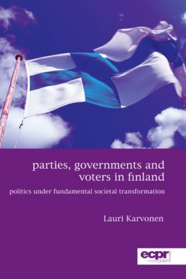 Parties, Governments and Voters in Finland, Lauri Karvonen