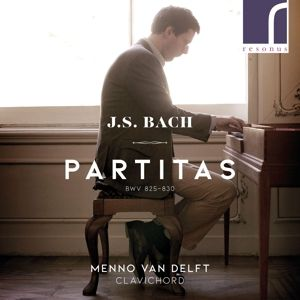 Partitas, Menno Van Delft