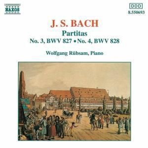 Partiten 3+4, Wolfgang Rübsam