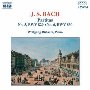 Partiten 5&6, Wolfgang Rübsam