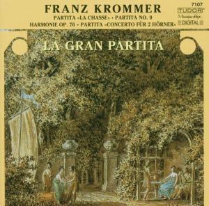 Partiten/Harmonie Op.76, La Gran Partita