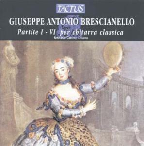 Partiten I-vi, Giovanni Caruso