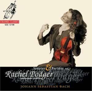 Partiten Und Sonaten Für Violine Solo Vol.1, R. Podger